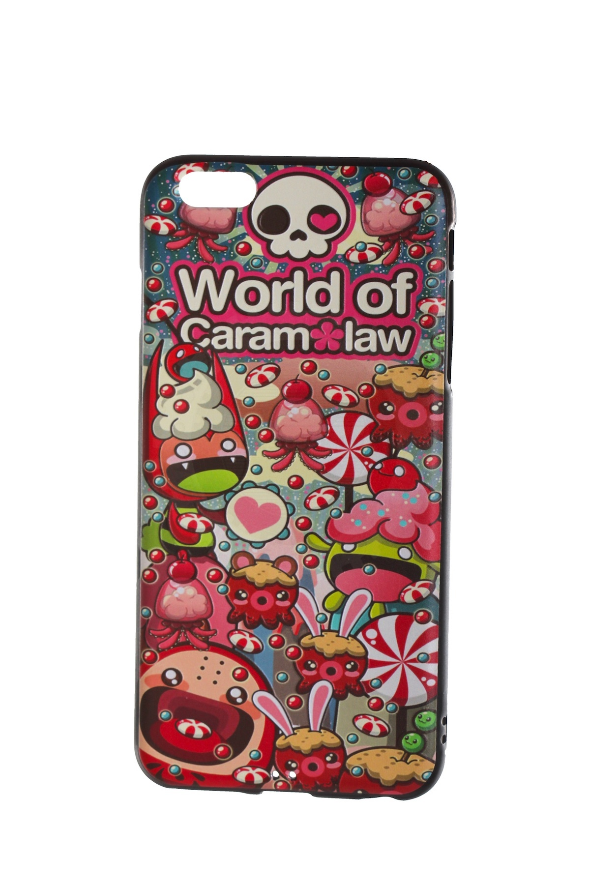 Купить чехол world of caramelaw для iphone 6 plus/6s plus