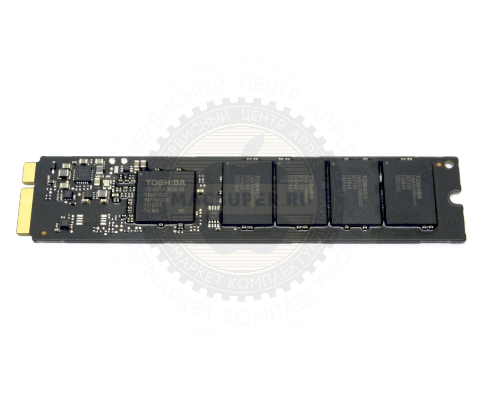 Купить ssd 128 gb для macbook air a1465 a1466 (mid 2012)
