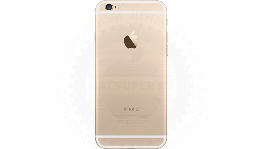 Купить корпус для iphone 6 plus gold