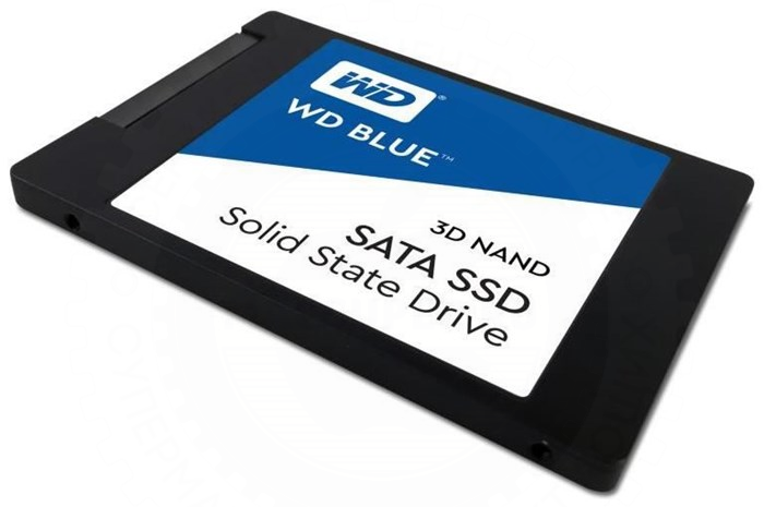 "Купить ssd накопитель 250 gb wd blue 2.5"" pc ssd wds250g2b0a , sata lll"