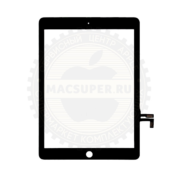 Купить touchscreen черный для ipad air high copy