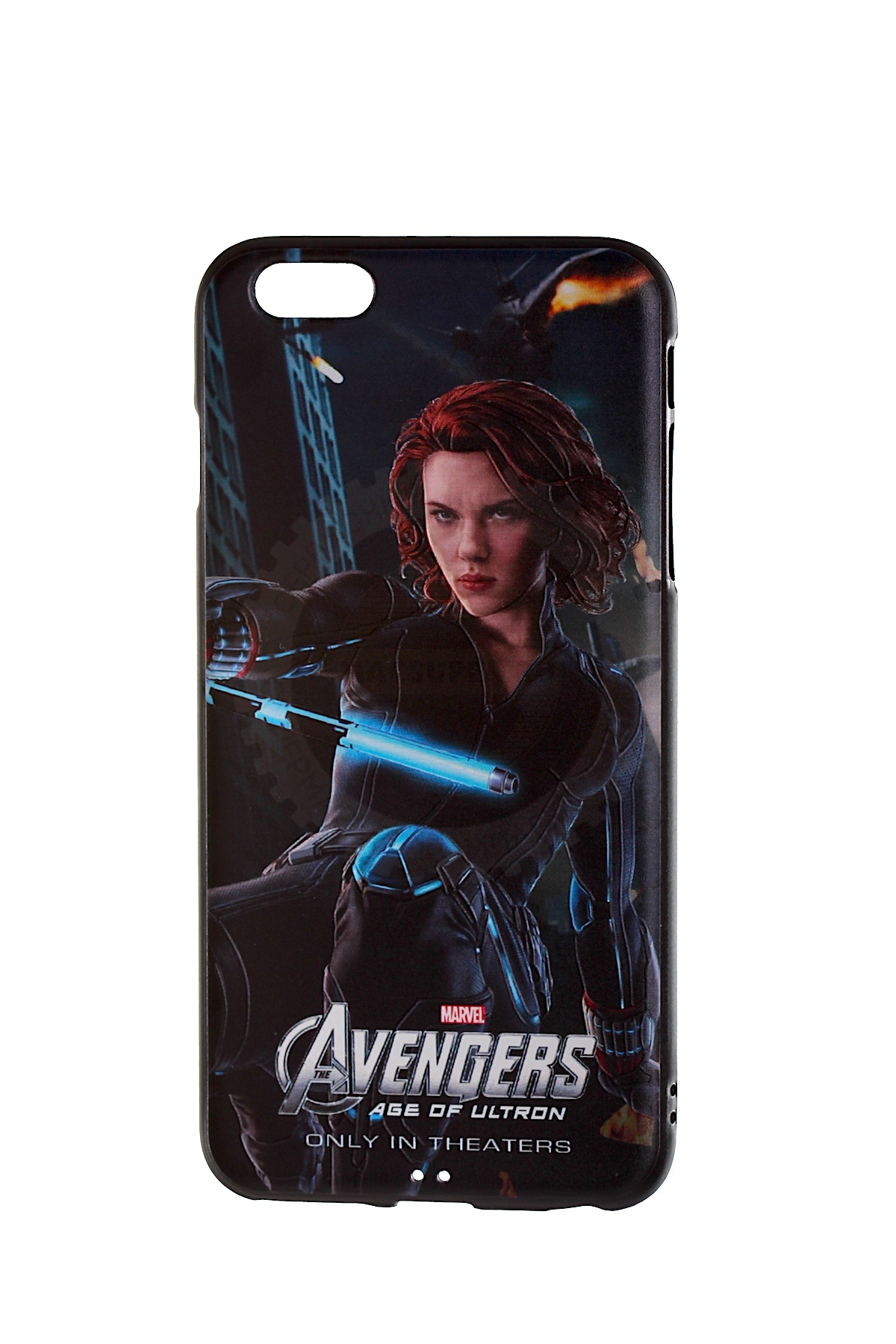 Купить чехол avengers black widow для iphone 6 plus/6s plus