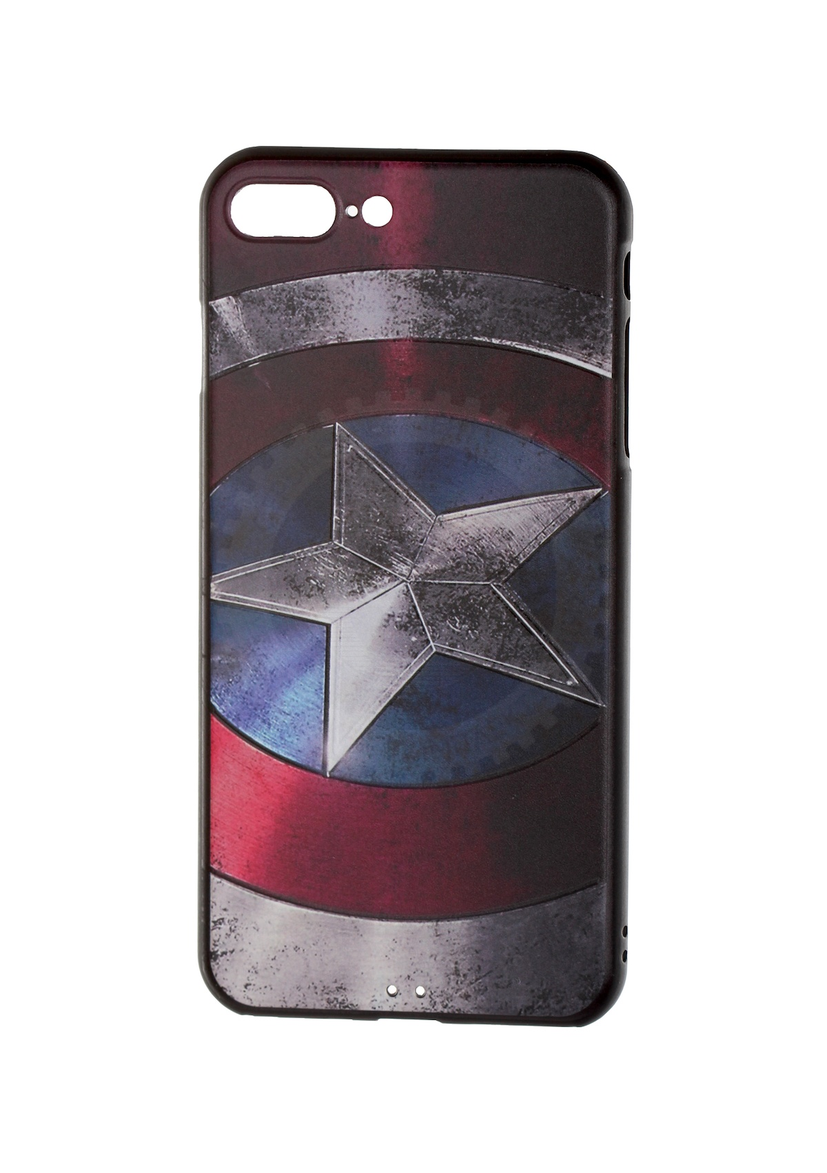 Купить чехол captain america logo для iphone 7 plus