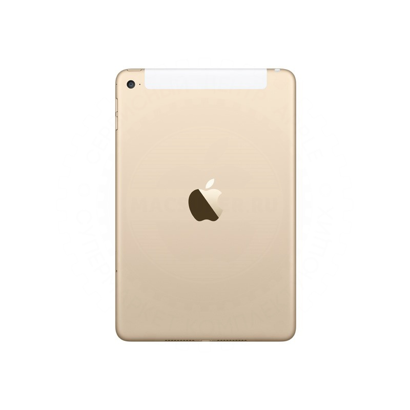 Купить корпус для ipad mini 4 lte gold