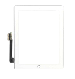 Купить touchscreen белый для ipad 3 high copy с кнопкой home