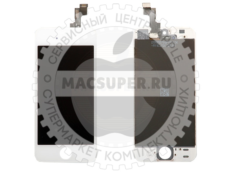 Купить дисплейный модуль (lcd touchscreen) для iphone 5s tianma_1 белый