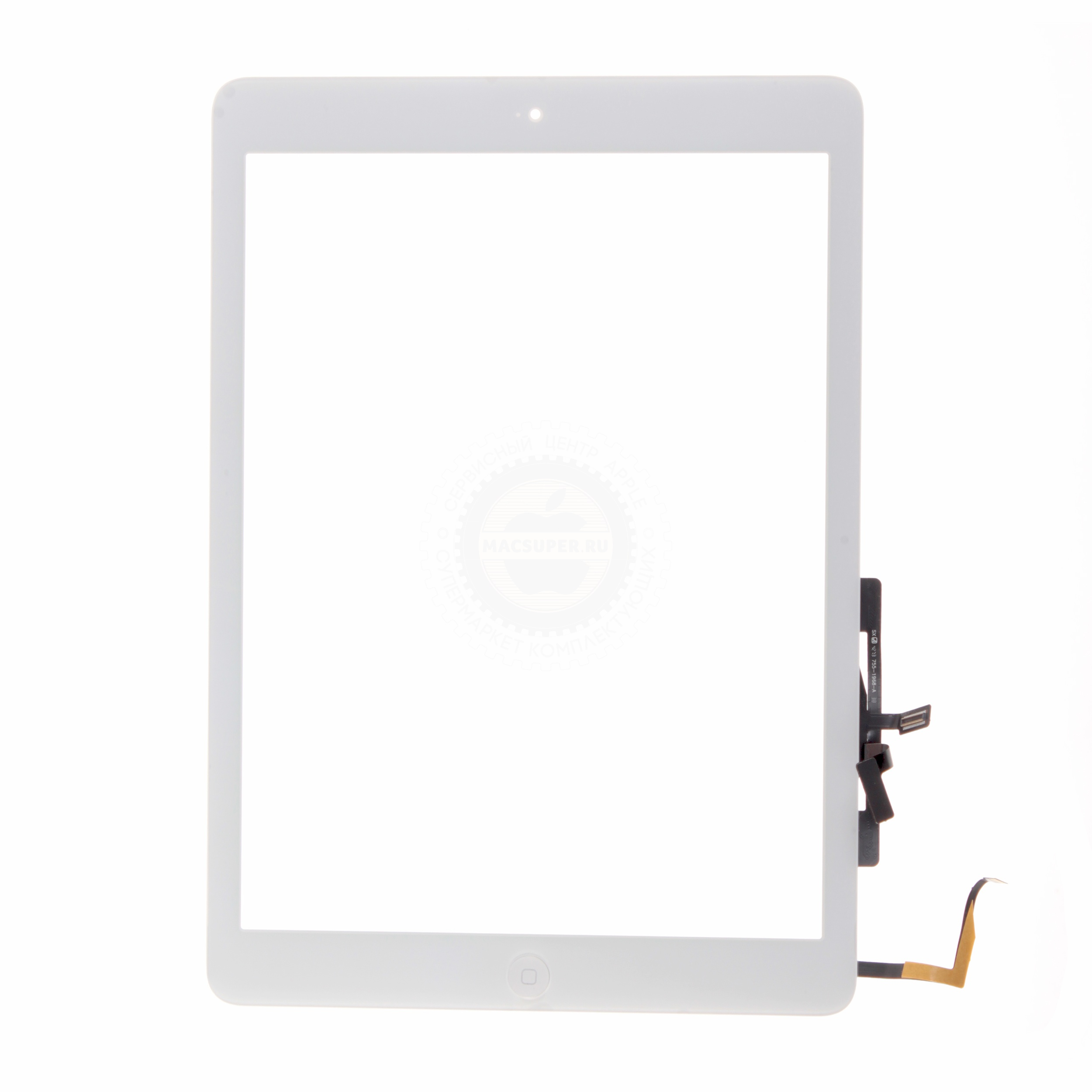 Купить touchscreen белый для ipad air high copy с кнопкой home