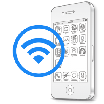 Ремонт wi-fi и Bluetooth в iPhone